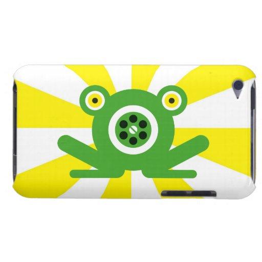 Drene Frog® iPod Case-Mate Carcasas