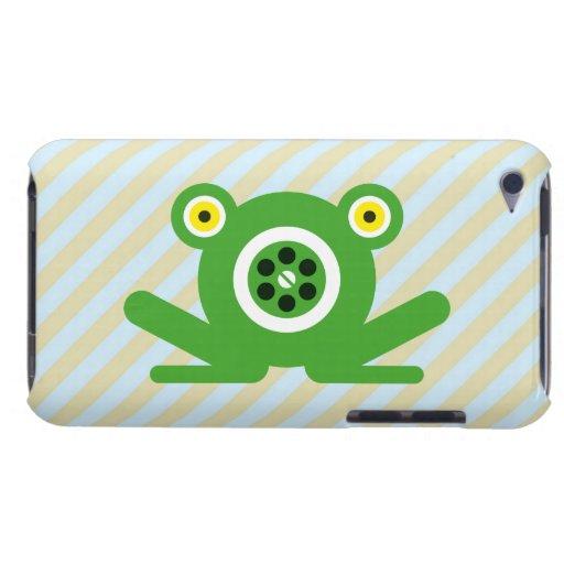 Drene Frog® iPod Case-Mate Funda