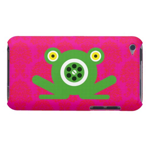 Drene Frog® iPod Case-Mate Carcasa