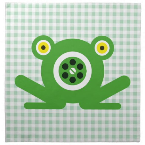 Drene Frog® Servilletas