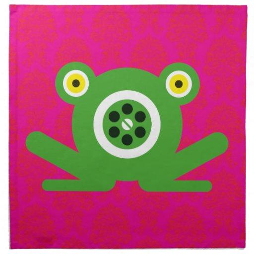 Drene Frog® Servilletas De Papel