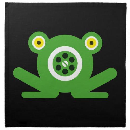 Drene Frog® Servilleta De Papel