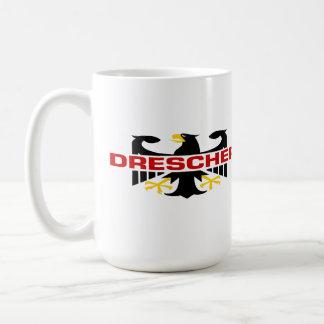 Drescher Surname Coffee Mug
