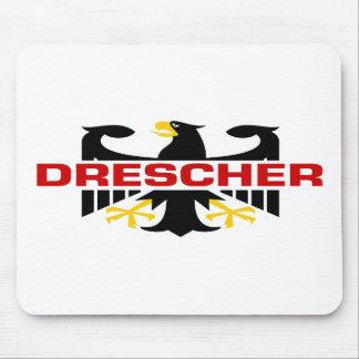 Drescher Surname Mouse Pad