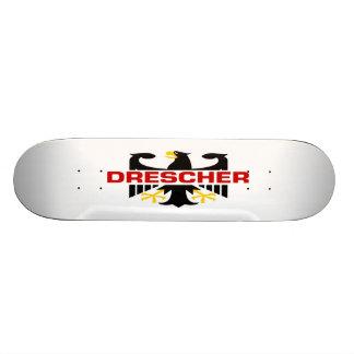 Drescher Surname Skate Deck