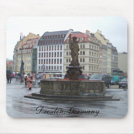 Dresden, Alemania Mousepad Tapete De Ratones
