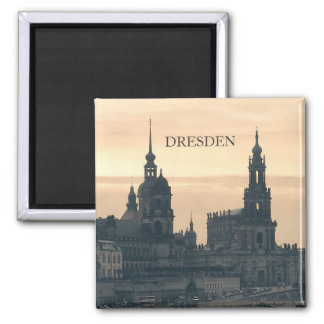 Dresden at Sunset Magnets
