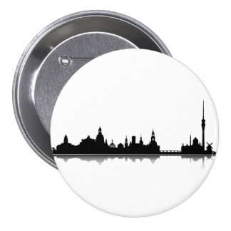 Dresden button/Anstecker/pin Pinback Button