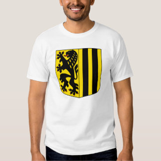 Dresden Coat Arms official Germany Saxony Symbol T Shirt