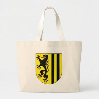 Dresden Coat of Arms Tote Bag