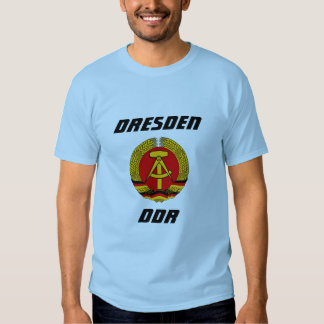 Dresden, DDR, Dresden, Germany T Shirts