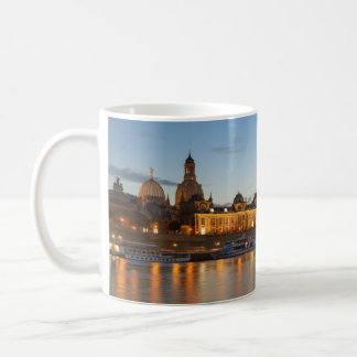 Dresden Elbe view Coffee Mug