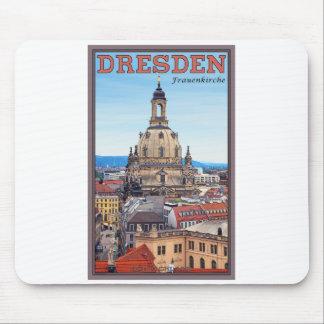 Dresden - Frauenkirche Mouse Pad