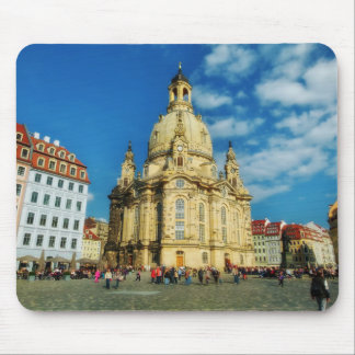 Dresden Frauenkirche Mouse Pad
