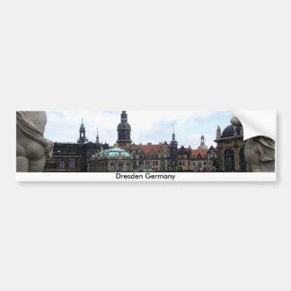 Dresden, Germany Bumper Sticker