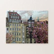 Dresden Germany. Jigsaw Puzzle