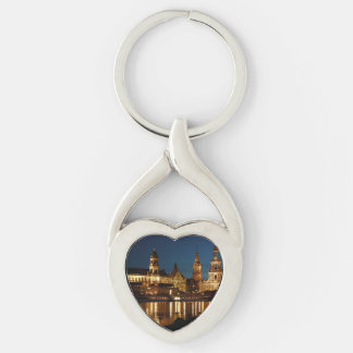 Dresden, Germany Keychain