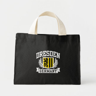 Dresden Germany Mini Tote Bag