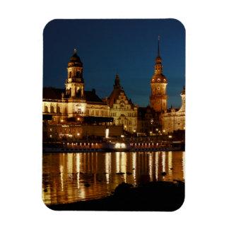 Dresden, Germany Rectangular Photo Magnet