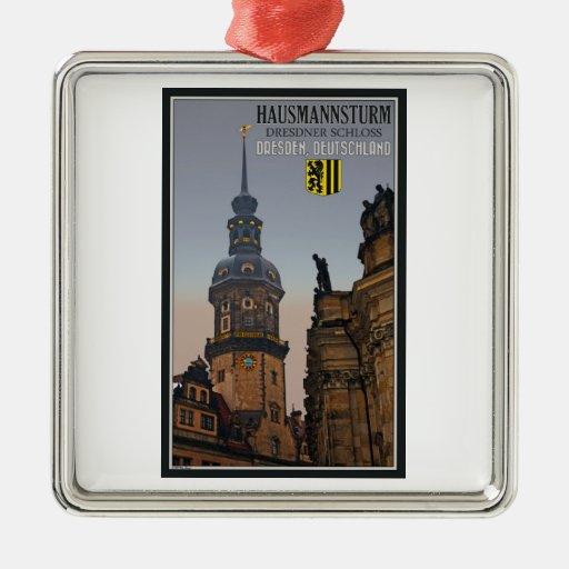 Dresden - Hausmannsturm Adorno