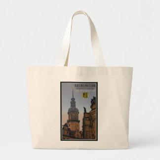 Dresden - Hausmannsturm Tote Bag