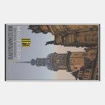 Dresden - Hausmannsturm Etiquetas