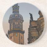 Dresden - Hausmannsturm Posavasos Personalizados