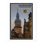 Dresden - Hausmannsturm Tarjetas Postales