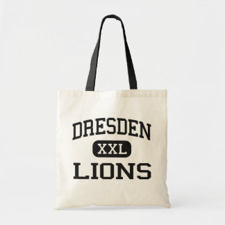 Dresden - Lions - High School - Dresden Tennessee Canvas Bag