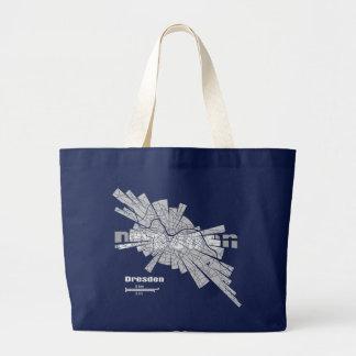 Dresden Map Bag