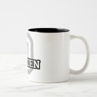 Dresden Two-Tone Coffee Mug
