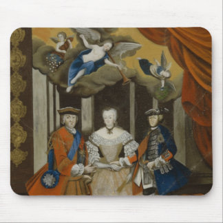 Dresden Peace Allegory, 1745 Mouse Pad