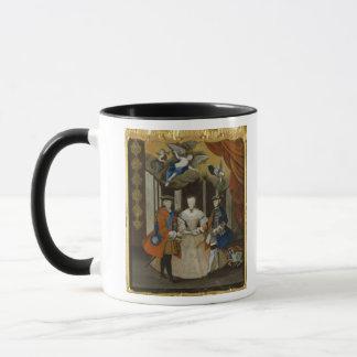 Dresden Peace Allegory, 1745 Mug