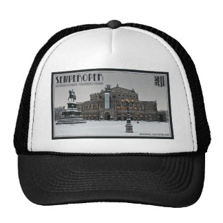 Dresden - Semperoper Winter Trucker Hat