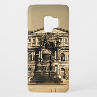 Dresden Semperopera at Theater Square Case-Mate Samsung Galaxy S9 Case