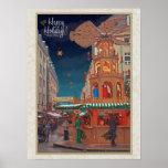 Dresden - Weihnachtspyramide - HH W Posters