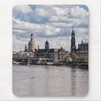 Dresden with a Cloudy Sky II Mouse Pad