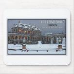 Dresden - Zwinger Palace Winter LS Mousepads
