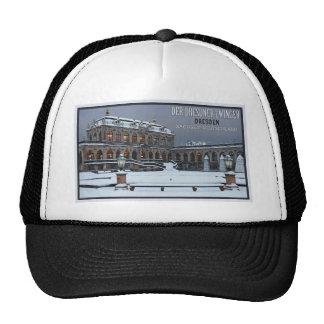 Dresden - Zwinger Palace Winter LS Trucker Hat
