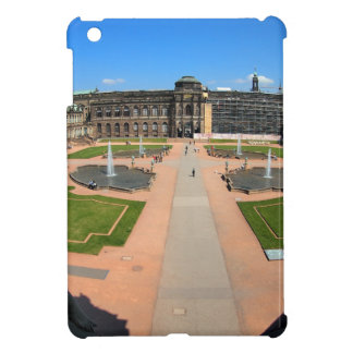 Dresden, Zwinger wide angle view iPad Mini Case