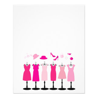 dress-163552 PINKS  dress dresses hat clothes clot Flyer