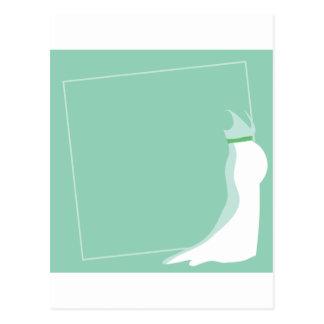 Dress: Bonny green wedding pregnant Postcard