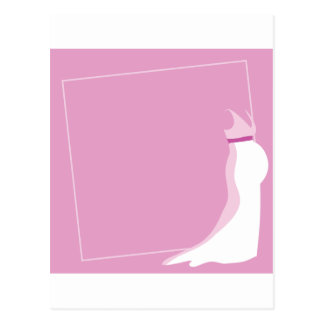 Dress: Bonny pregnant lady marriage in pink Postcard