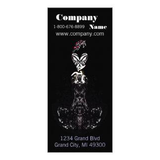 Dress Boutique Rack Card