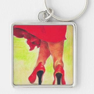 dress.jpg keychain