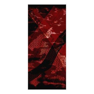 Dress Lace Rack Card