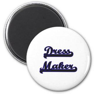 Dress Maker Classic Job Design 2 Inch Round Magnet