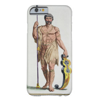 Dress of a Breton Warrior from 'Receuil des Estamp Barely There iPhone 6 Case
