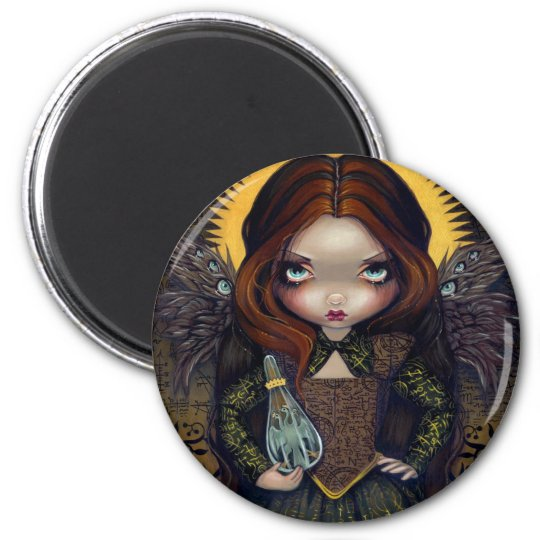"""Dress of Alchemy"" Magnet"