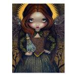 """""""Dress of Alchemy"""" Postcard"""